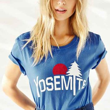Truly Madly Deeply Yosemite Tee