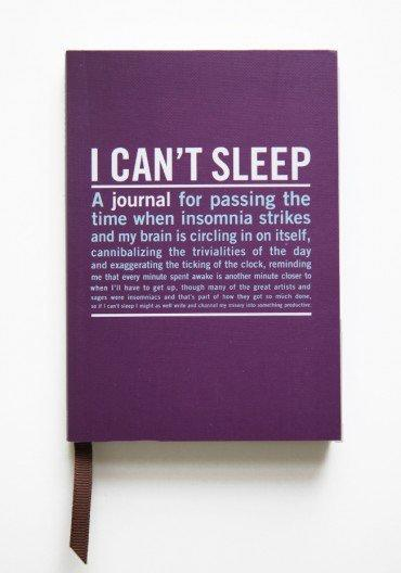 i can't sleep guided journal at ShopRuche.com