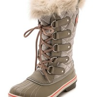 Sorel Tofino Faux Fur Lined Boots