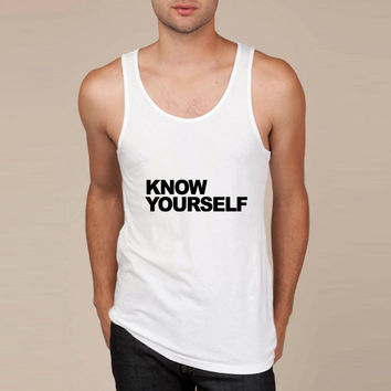 Know Yourself0 Tank Top