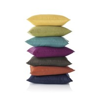 "Hayward Lemon 18"" Pillow 
