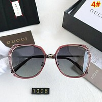 GUCCI Fashion New Polarized Sunscreen Travel Women Men Eyeglasses  Glasses 4#