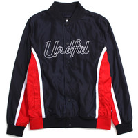 Roster Jacket Black