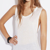 The Reformation :: CLOTHES :: TOPS :: CLOUD TEE