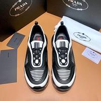 Prada popular Casual Running Sport Shoes Sneakers Slipper Sandals High Heels Shoes