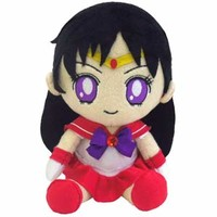 Sailor Mars Mini Plush