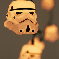 Star Wars Stormtrooper String Lights | Urban Outfitters