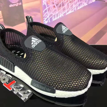 """ Adidas ""2017, the new summer men and women shoes, big net breathable, trendy fashion sports shoes"