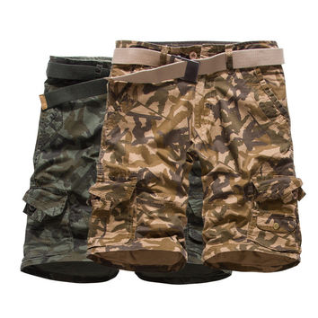 Cats Men Summer Camouflage Plus Size Outdoors Pants [6541432643]
