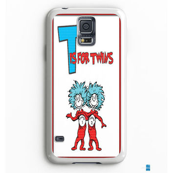 Thing 1 And Thing 2 Samsung Galaxy S7 Edge Case Aneend