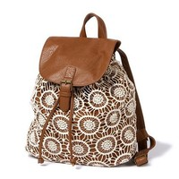 Crochet Backpack  | Claire's