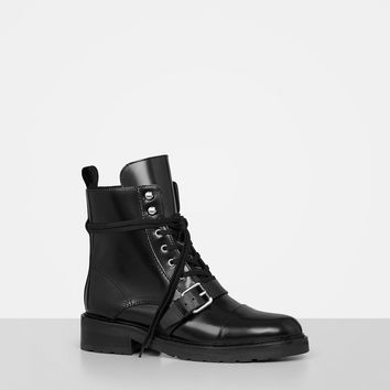 ALLSAINTS UK: Womens Donita Boot (Black)