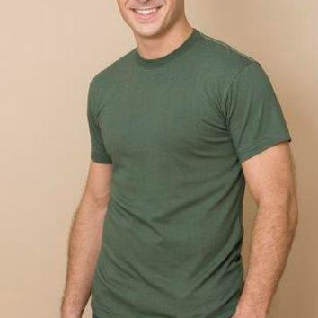 Men's Organic Cotton Tee - Clearance (S and M only)