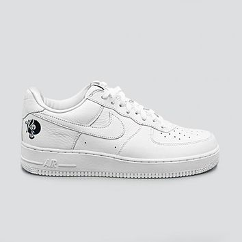 qiyif NIKE - Men - Air Force 1 07 ROCAFELLA - White