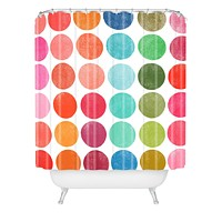 Garima Dhawan Colorplay 5 Shower Curtain