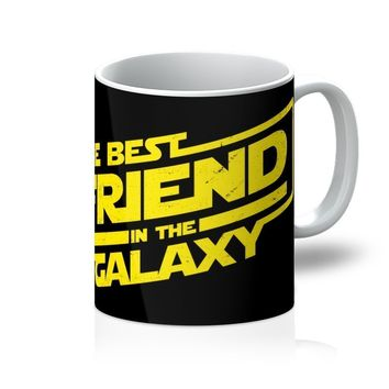 The Best Friend in the Galaxy Mug