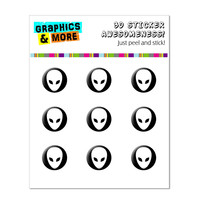Alien iPhone iPad iPod Home Buttons