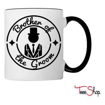 brother of the groom Coffee & Tea Mug