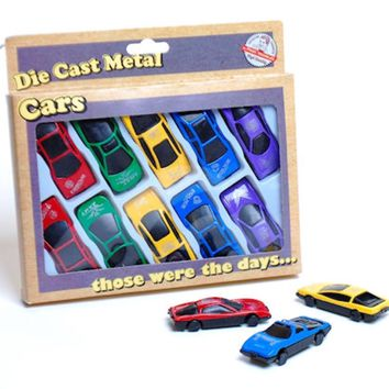 Retro Car Set