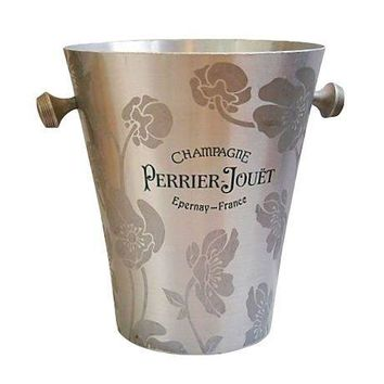 Pre-owned Vintage French Perrier Jouet Champagne Ice Bucket