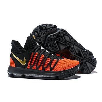 Nike Mens Kevin Durant Kd 10 China Game Basketball Shoes | Best Deal Online
