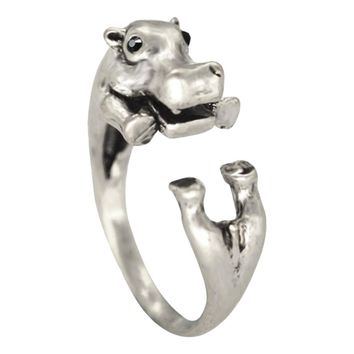 My Hippo Ring