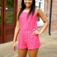 look lively romper