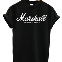 Marshall Amp band guitar Popular Item on etsy for Funny Shirt, T shirt Mens and T shirt ladies size S, M, L, XL, XXL