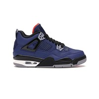 Air Jordan Big Kid's 4 IV GS Retro Winterized Loyal Blue