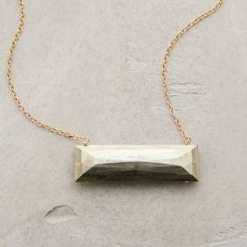 High Bar Necklace by Heather Hawkins