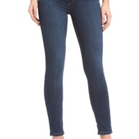 PAIGE Hoxton High Waist Ankle Skinny Jeans (Charing) | Nordstrom
