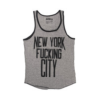 Altru Apparel New York Fucking City tank top