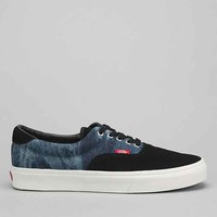 Vans Era 59 Bleached Men's Denim Sneaker- Black 9