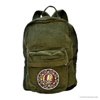 Grateful Dead - Corduroy Steal Your Face Backpack