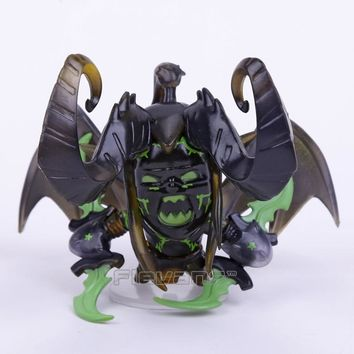 World of Warcraft Illidan Stormrage Cute Mini Figure