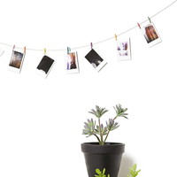 Clothespin Photo Clip Banner