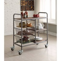 Urban Collection Kitchen Trolley -4D Concepts