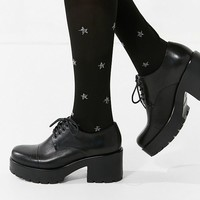 Vagabond Dioon Leather Platform Oxford | Urban Outfitters