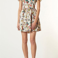Topshop 'Florence' Sampler Print Dress | Nordstrom