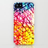 Vibrant Summer  iPhone & iPod Case by Claudia Owen