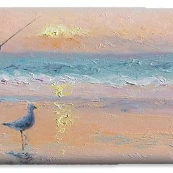 The Fisherman and the Seagull iPhone 6 Case
