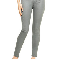 Signature Skinny Metallic