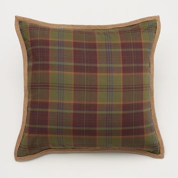 Chaps Home Madras Throw Pillow Sham