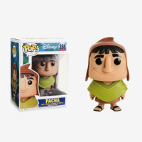 Funko Pop! Disney The Emperor's New Groove Pacha Vinyl Figure