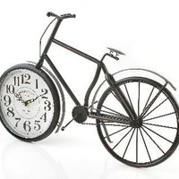 Princess International BC-330 Vintage Bicycle Clock