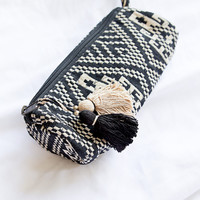 Little Black Makeup Bag