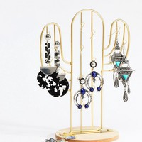 Stradivarius Cactus Jewelry Stand at asos.com