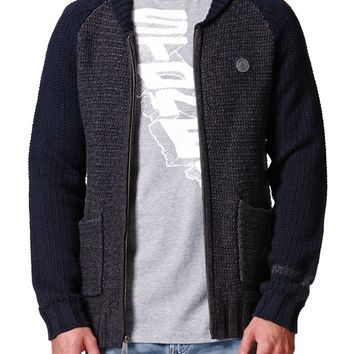 Volcom Otis Sweater - Mens Sweater - Black