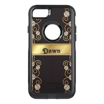 Jewels OtterBox Commuter iPhone 8/7 Case