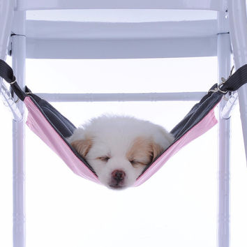 Pet Carriers Hammock Hanging Chair For Puppy